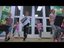 Занятия современными танцами для детей